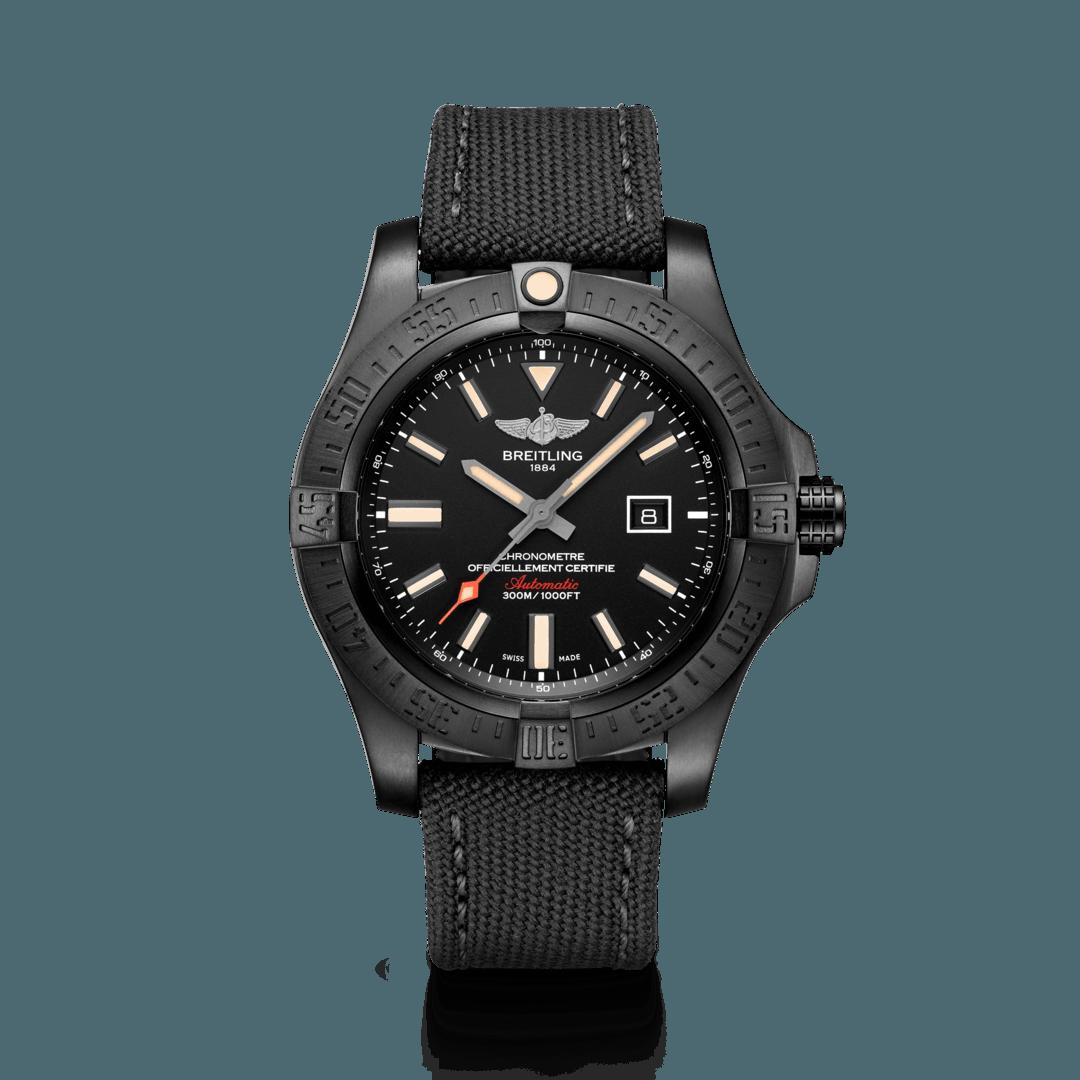 Breitling-Avenger-Blackbird-Hall-of-Time-V17310101B1W1