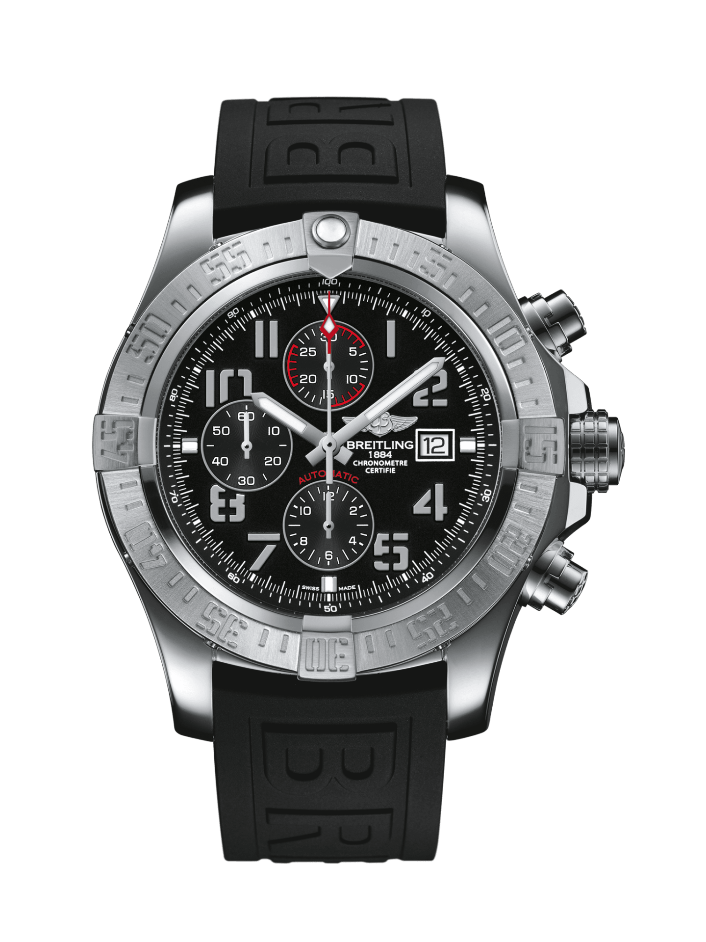 Breitling-Avenger-Super-Avenger-Hall-of-Time-A1337111-BC28-154S-A20S.1-