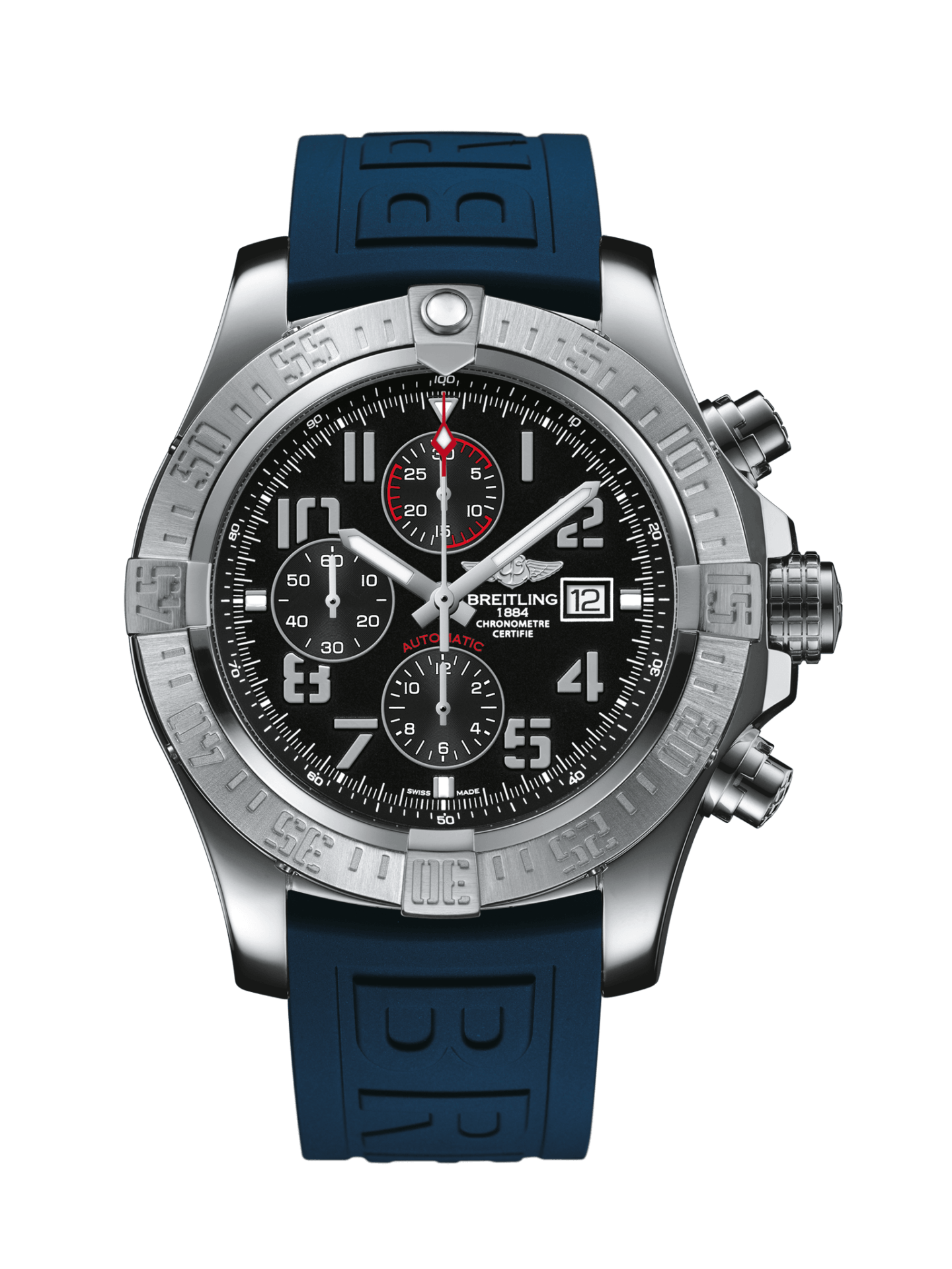 Breitling-Avenger-Super-Avenger-Hall-of-Time-A1337111-BC28-159S-A20S.1-