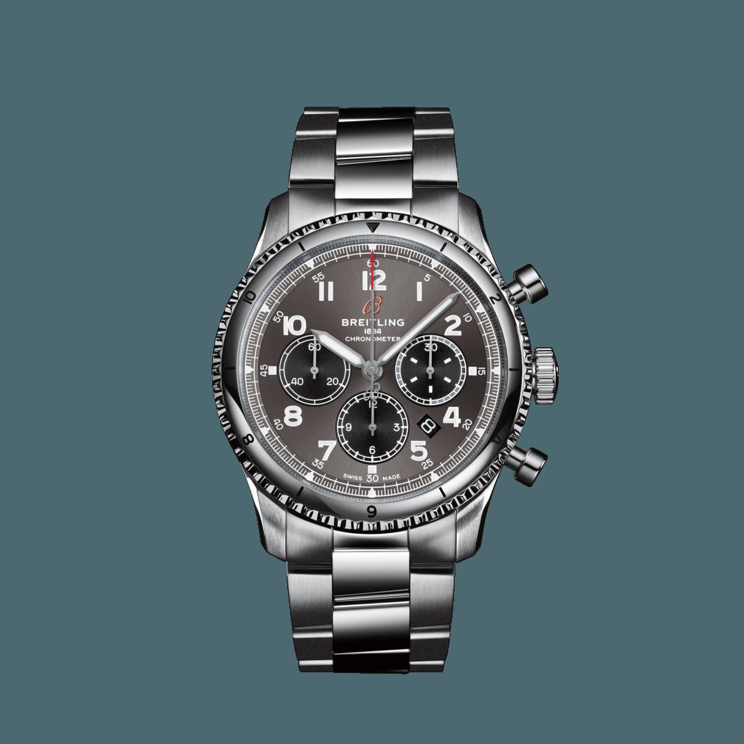 Breitling-Aviator-8-B01-Chronograph-43-Hall-of-Time-AB0119131B1A1