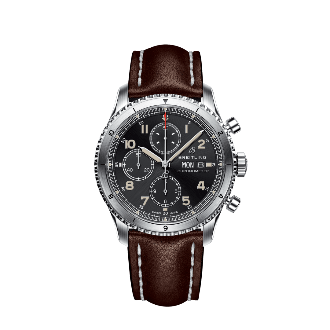 Breitling-Aviator-8-Chronograph-43-Hall-of-Time-A13316101B1X3