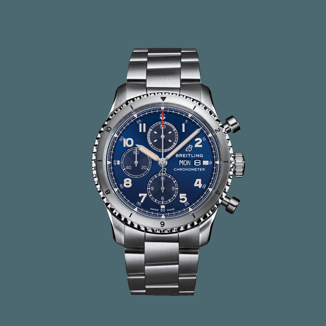 Breitling-Aviator-8-Chronograph-43-Hall-of-Time-A13316101C1A1