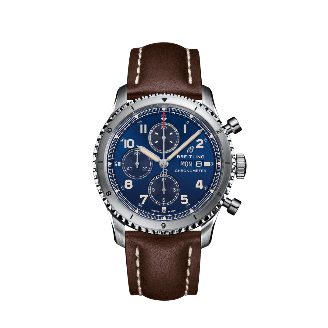 Breitling-Aviator-8-Chronograph-43-Hall-of-Time-A13316101C1X4