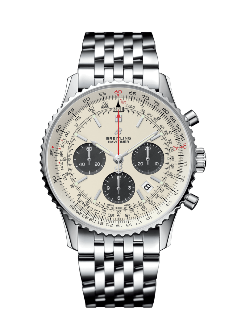 Breitling-Navitimer-B01-Chronograph-43-Hall-of-Time-AB0121211G1A1