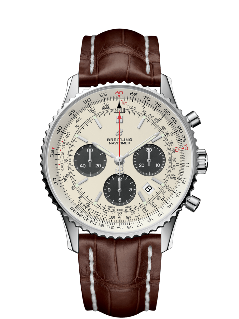 Breitling-Navitimer-B01-Chronograph-43-Hall-of-Time-AB0121211G1P1