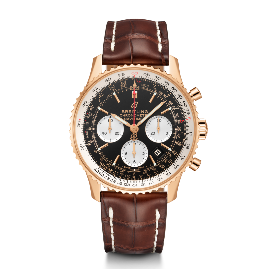 Breitling-Navitimer-B01-Chronograph-43-Hall-of-Time-RB0121211B1P1