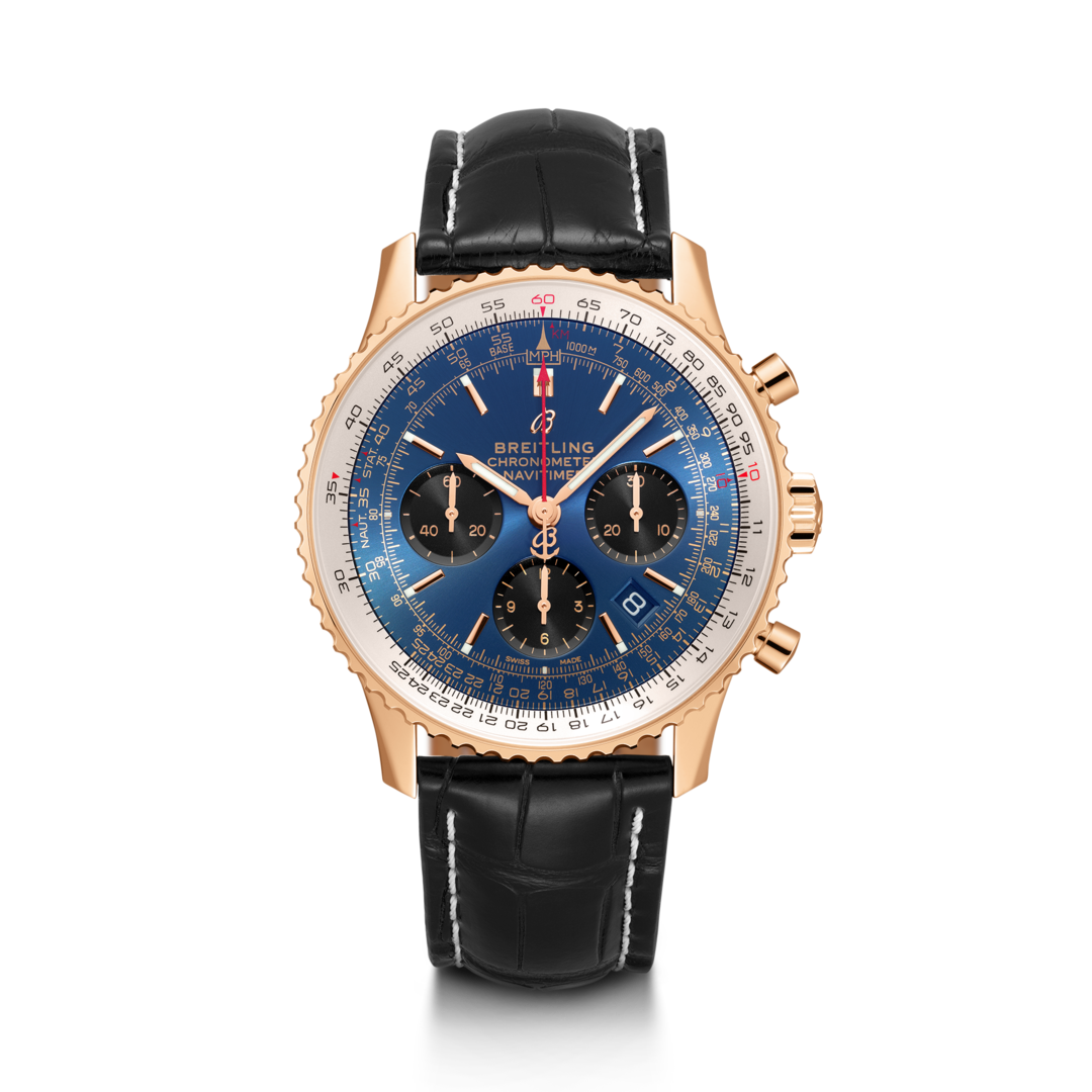 Breitling-Navitimer-B01-Chronograph-43-Hall-of-Time-RB0121211C1P1