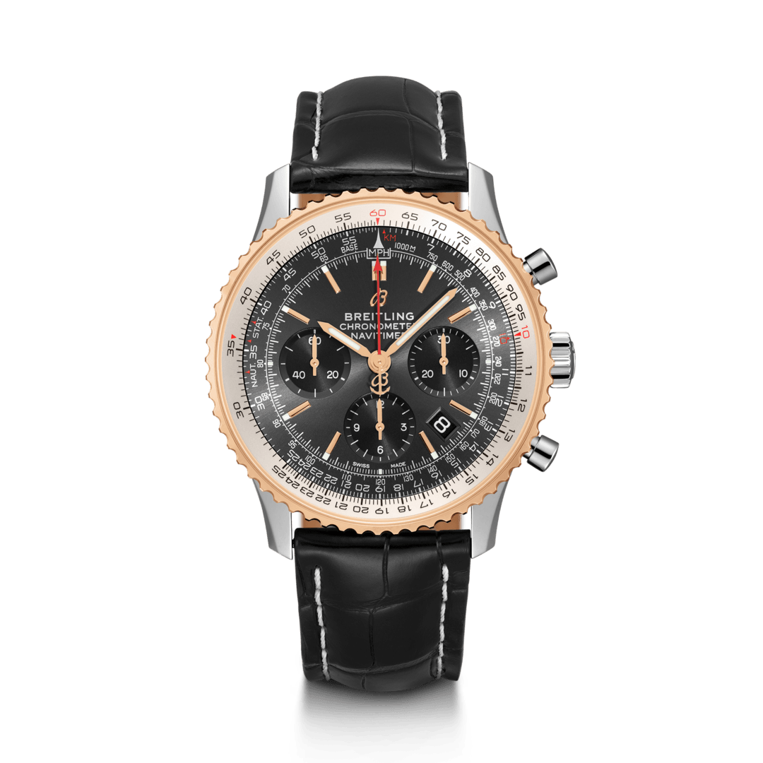 Breitling-Navitimer-B01-Chronograph-43-Hall-of-Time-UB0121211F1P1