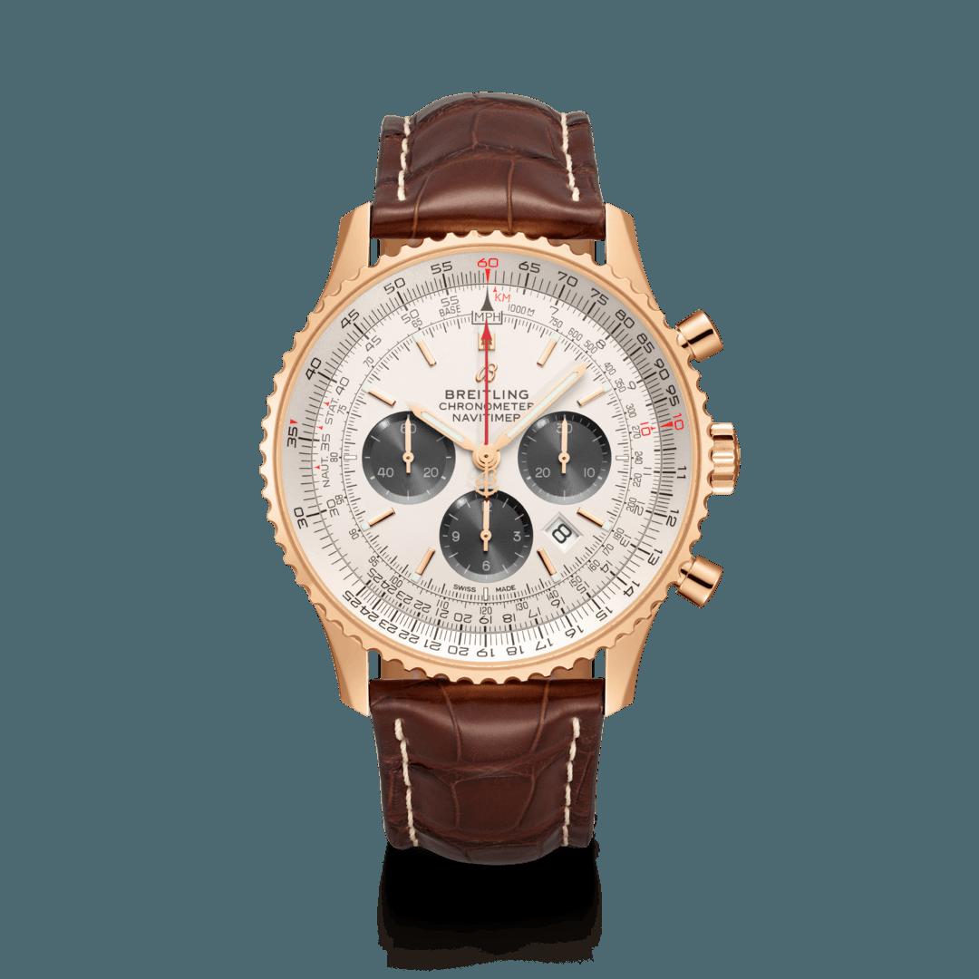 Breitling-Navitimer-B01-Chronograph-46-Hall-of-Time-RB0127121G1P1