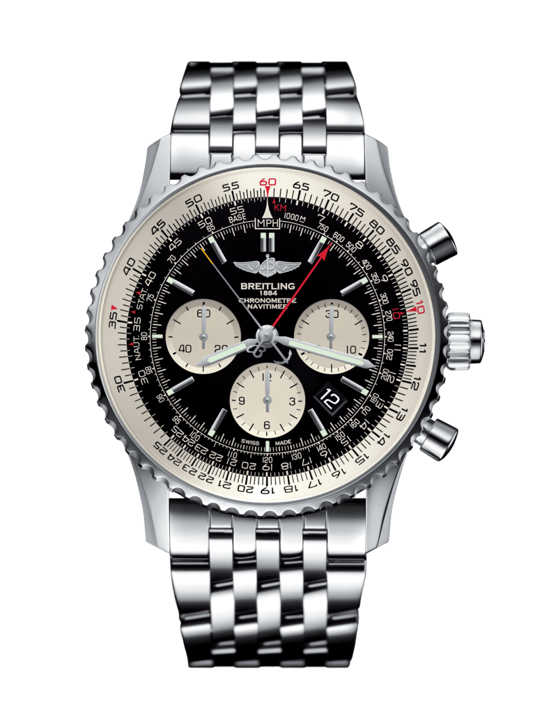 Breitling-Navitimer-B03-Chronograph-Rattrapante-45-Hall-of-Time-AB031021-BF77-453A