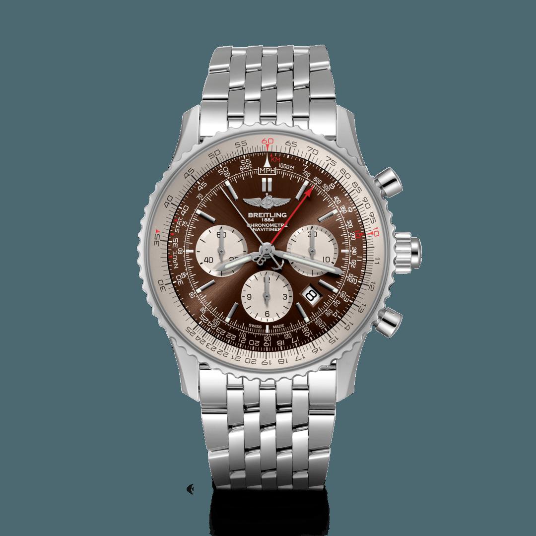 Breitling-Navitimer-B03-Chronograph-Rattrapante-45-Hall-of-Time-AB0310211Q1A1