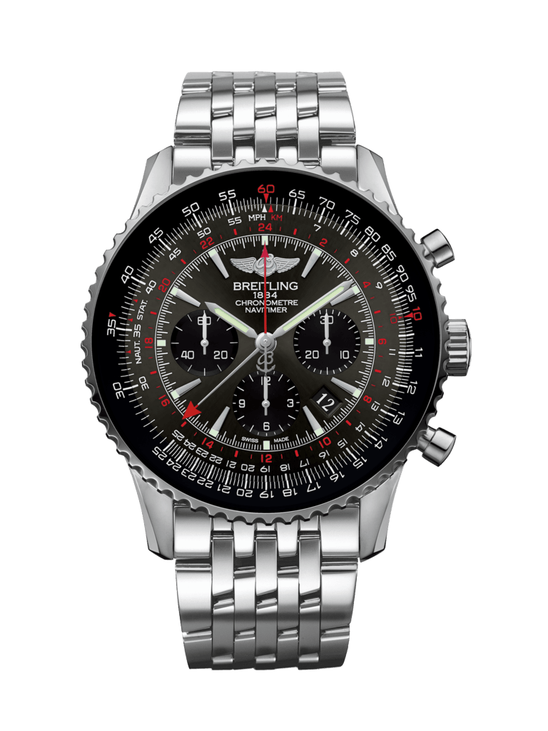 Breitling-Navitimer-B04-Chronograph-GMT-48-Hall-of-Time-AB04413A-F573-453A