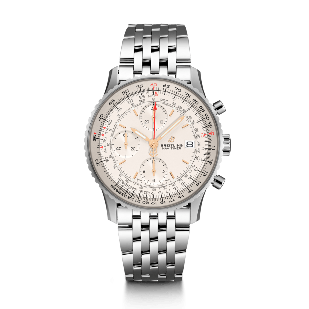 Breitling-Navitimer-Chronograph-41-Hall-of-Time-A13324121G1A1