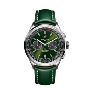 Breitling-Premier-B01-Chronograph-42-Bentley-British-Racing-Green-Hall-of-Time-AB0118A11L1X1-m
