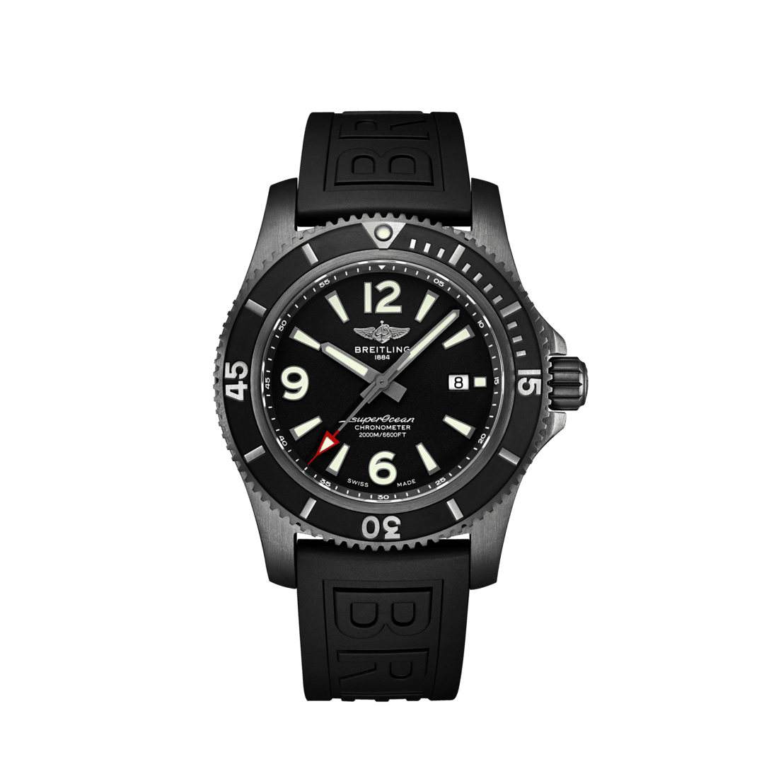 Breitling-Superocean-Automatic-46-Black-Steel-Hall-of-Time-M17368B71B1S1