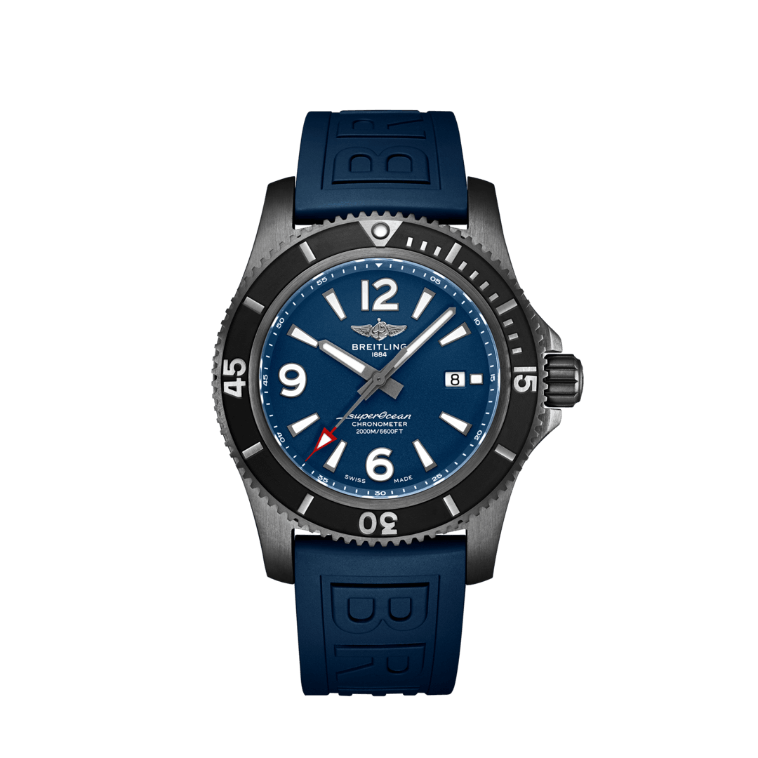 Breitling-Superocean-Automatic-46-Black-Steel-Hall-of-Time-M17368D71C1S1