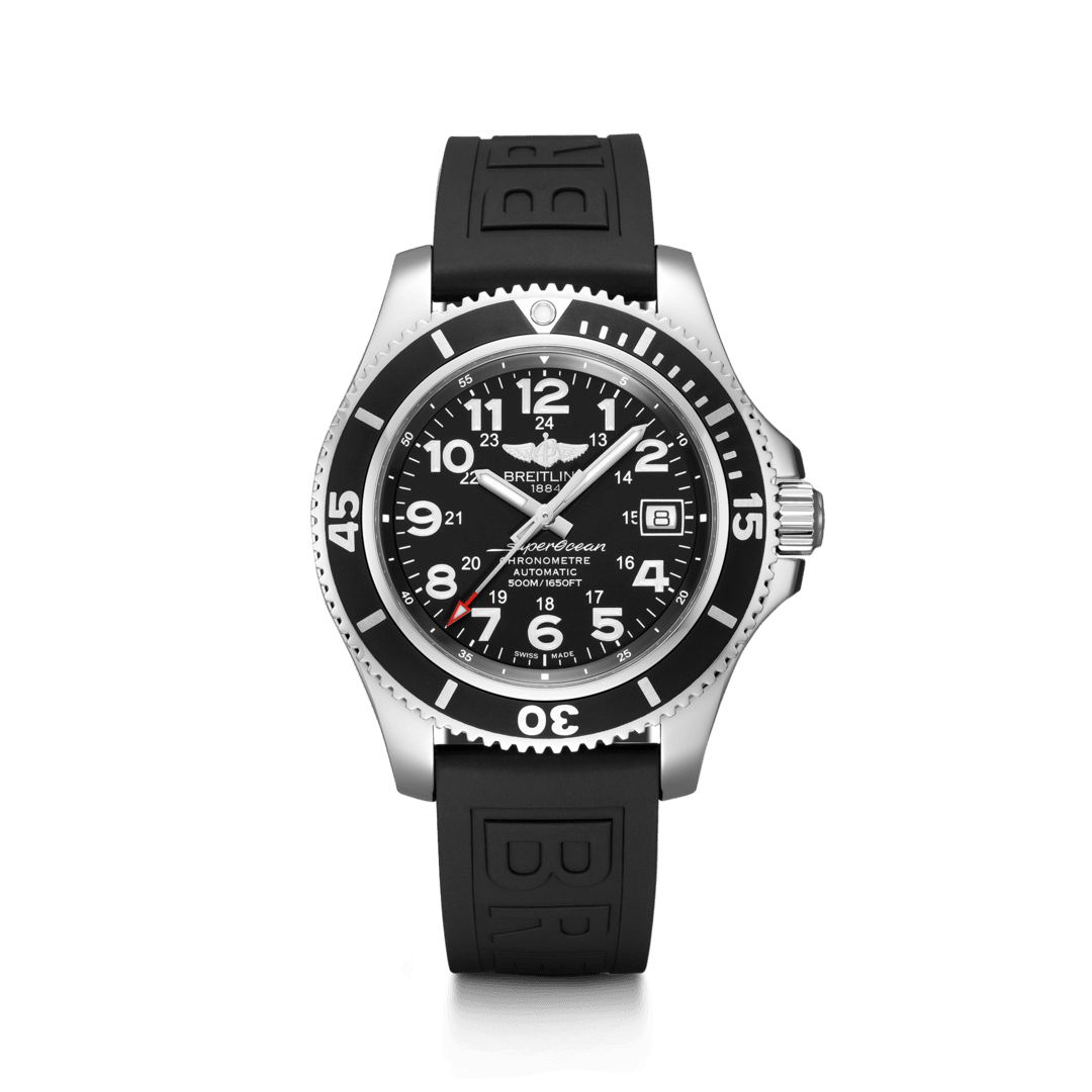 Breitling-Superocean-II-42-Hall-of-Time-A17365C91B1S2