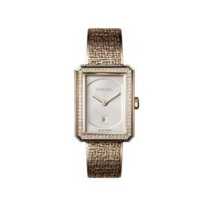 Chanel-Boy-Friend-Tweed-Hall-of-Time-H5315