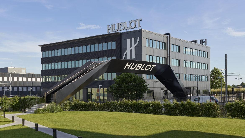 Hublot - manufacture