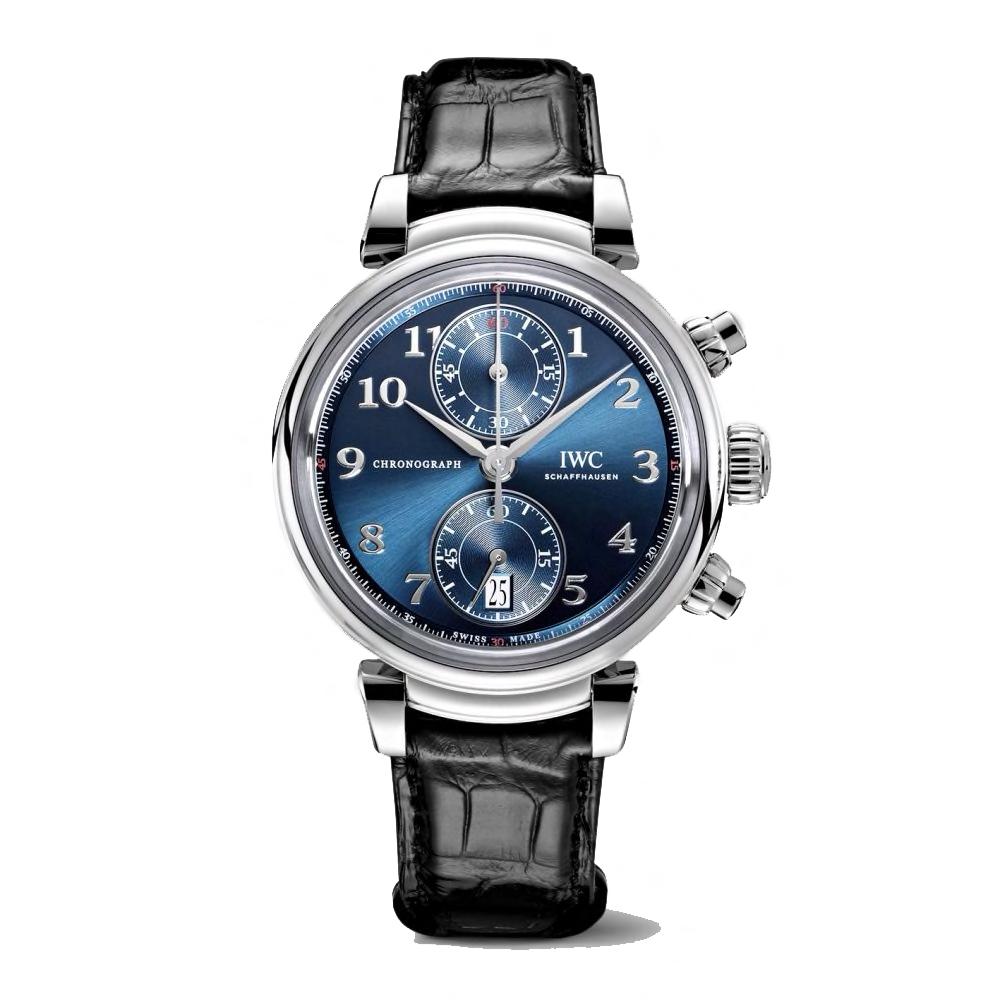 IWC-Montre-Da-Vinci-Chronographe-Edition-Laureus-Sport-For-Good-Foundation-Hall-of-TimeIW393402