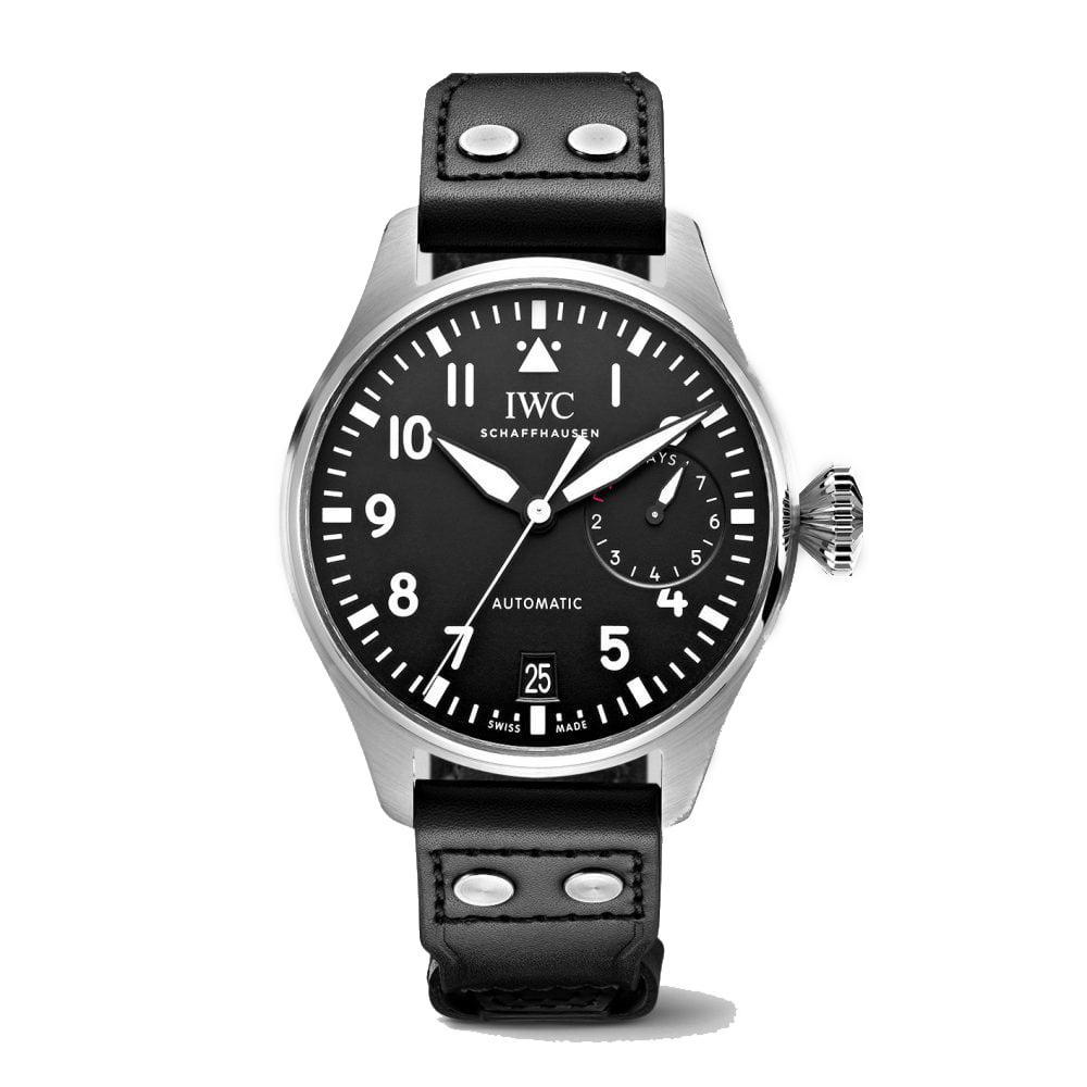 IWC-Montre-Montres-d'Aviateur-Classique-Grande-Montre-d'Aviateur-Hall-of-Time-IW501001
