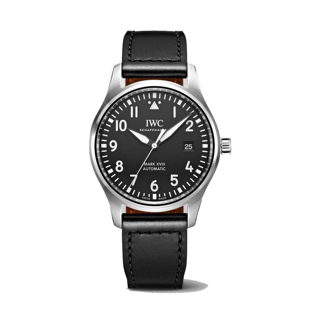 IWC-Montre-Montres-d'Aviateur-Classique-Mark-XVIII-Hall-of-Time-IW327009