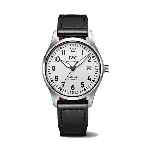 IWC-Montre-Montres-d'Aviateur-Classique-Mark-XVIII-Hall-of-Time-IW327012
