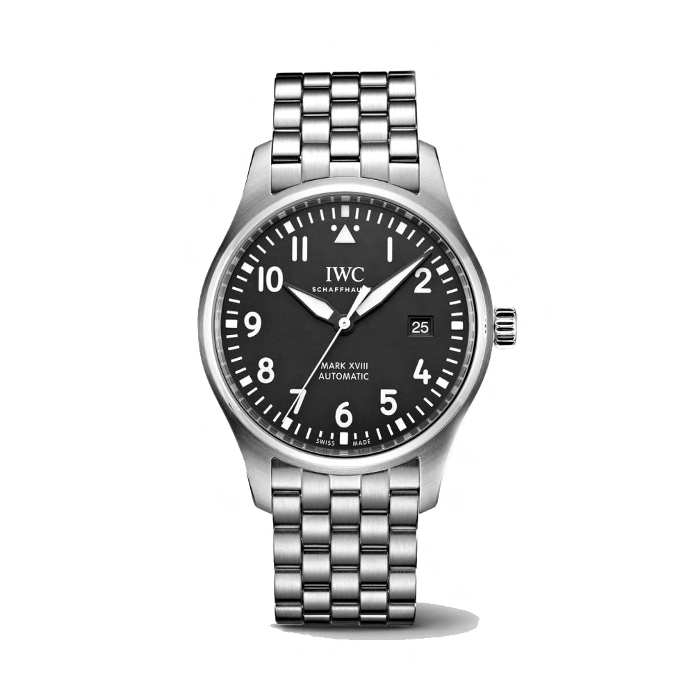 IWC-Montre-Montres-d'Aviateur-Classique-Mark-XVIII-Hall-of-Time-IW327015