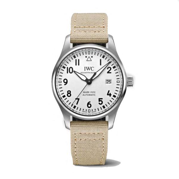 IWC-Montre-Montres-d'Aviateur-Classique-Mark-XVIII-Hall-of-Time-IW327017