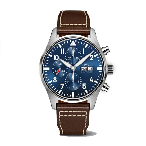 IWC-Montre-Montres-d'Aviateur-Le-Petit-Prince-Chronographe-Hall-of-Time-IW377714