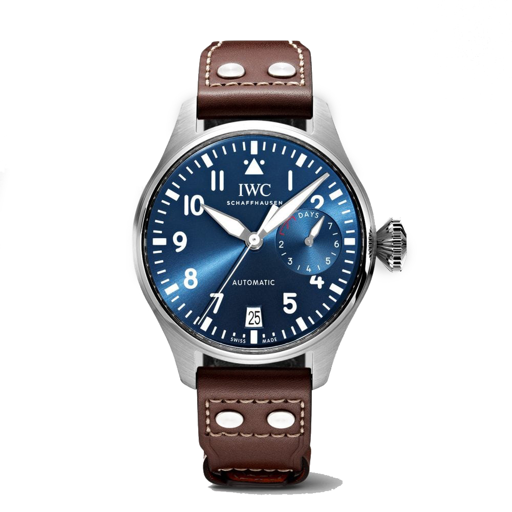 IWC-Montre-Montres-d'Aviateur-Le-Petit-Prince-Grande-Montre-d'Aviateur-Hall-of-Time-IW501002