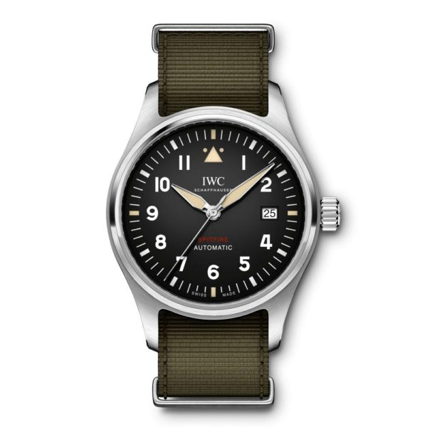 IWC-Montre-Montres-d'Aviateur-Spitfire-Automatic-Hall-of-Time-IW326801