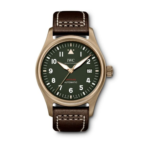 IWC-Montre-Montres-d'Aviateur-Spitfire-Automatic-Hall-of-Time-IW326802
