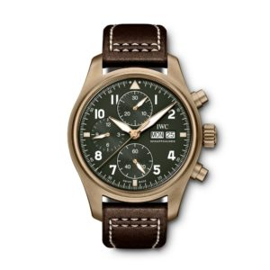 IWC-Montre-Montres-d'Aviateur-Spitfire-Chronographe-Hall-of-Time-IW387902