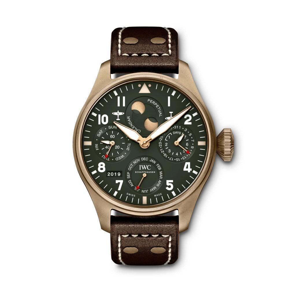 IWC-Montre-Montres-d'Aviateur-Spitfire-Grande-Montre-d'Aviateur-Calendrier-Perpetuel-Hall-of-Time-IW503601