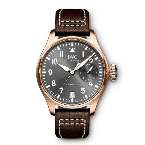 IWC-Montre-Montres-d'Aviateur-Spitfire-Grande-Montre-d'Aviateur-Hall-of-Time-IW500917