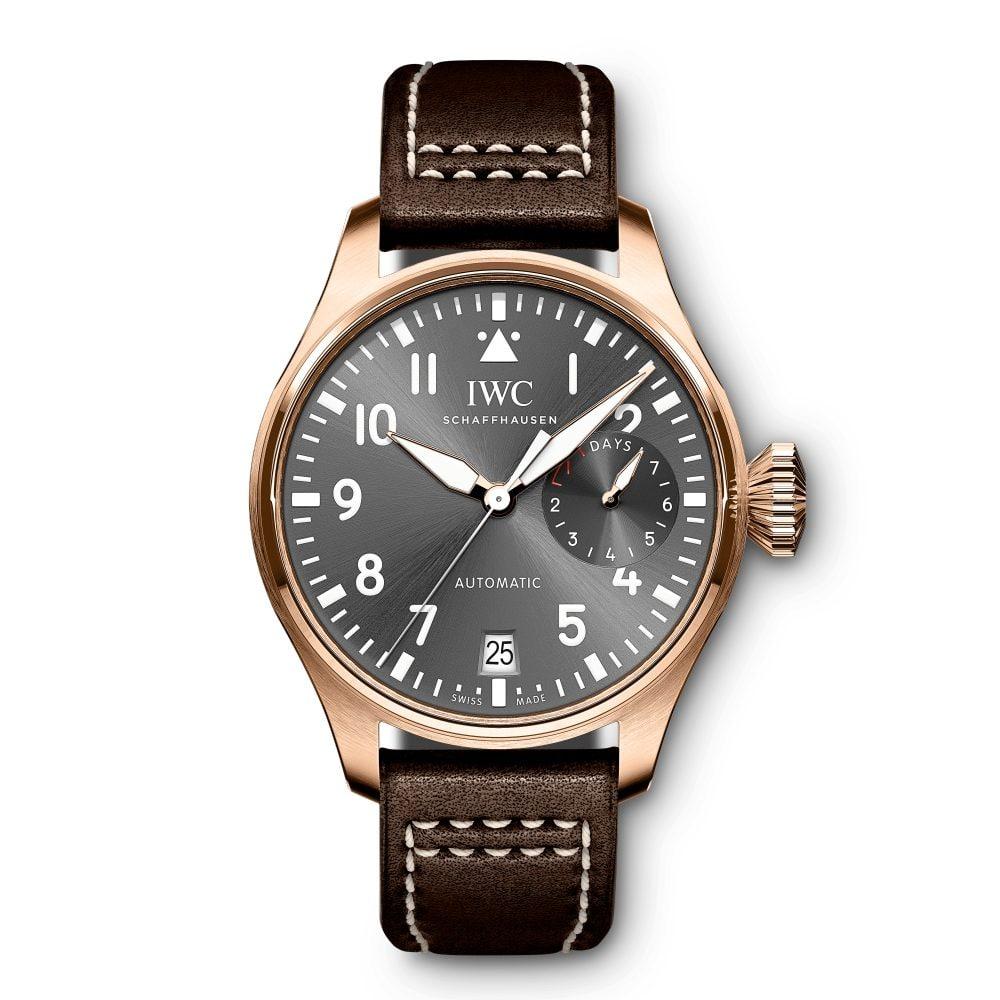 IWC-Montre-Montres-d'Aviateur-Spitfire-Grande-Montre-d'Aviateur-Hall-of-Time-IW500917