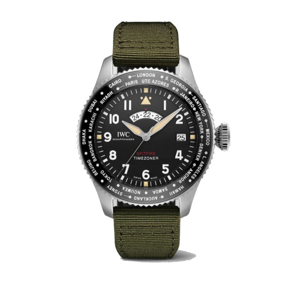 IWC-Montre-Montres-d'Aviateur-Spitfire-Timezoner-Spitfire-Edition-The-Longest-Flight-IW395501