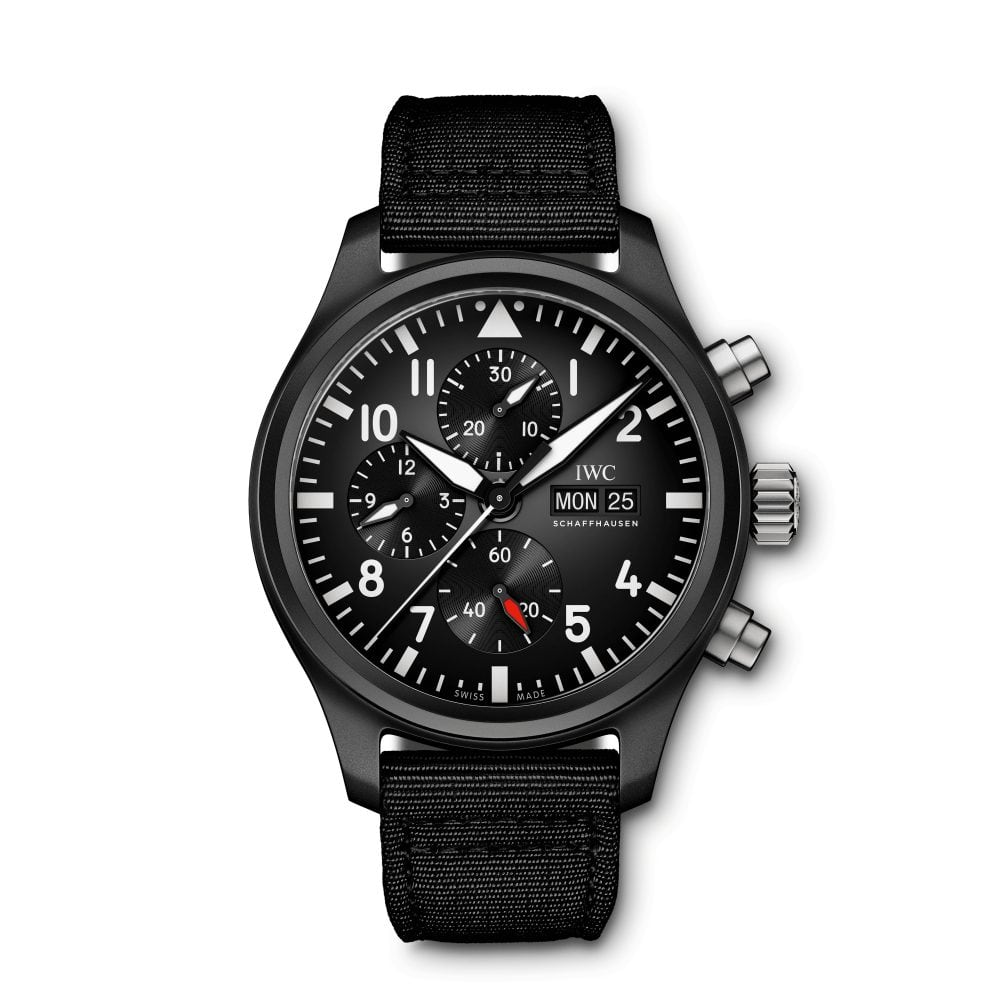 IWC-Montre-Montres-d'Aviateur-Top-Gun-Chronographe-Hall-of-Time-IW389101