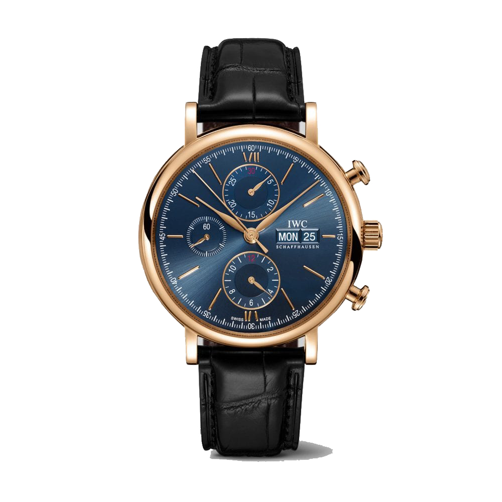 IWC-Montre-Portofino-Chronographe-Hall-of-Time-IW391035