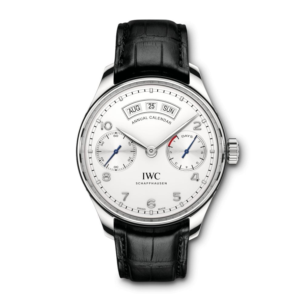 IWC-Montre-Portugieser-Calendrier-Annuel-Hall-of-Time-IW503501
