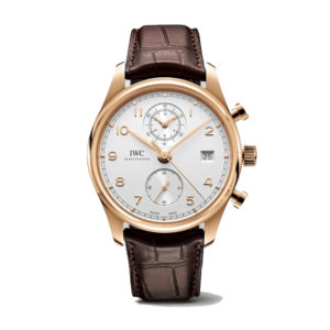 IWC-Montre-Portugieser-Chronographe-Classique-Hall-of-Time-IW390301