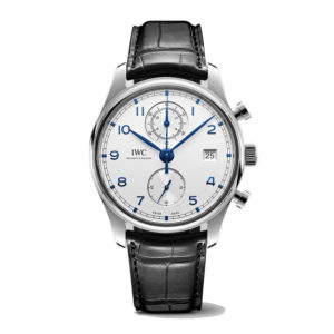 IWC-Montre-Portugieser-Chronographe-Classique-Hall-of-Time-IW390302