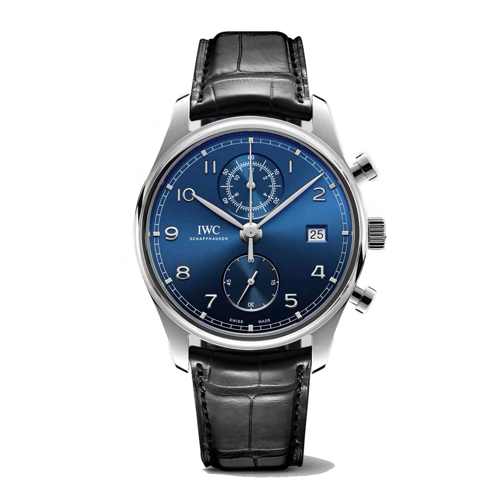 IWC-Montre-Portugieser-Chronographe-Classique-Hall-of-Time-IW390303