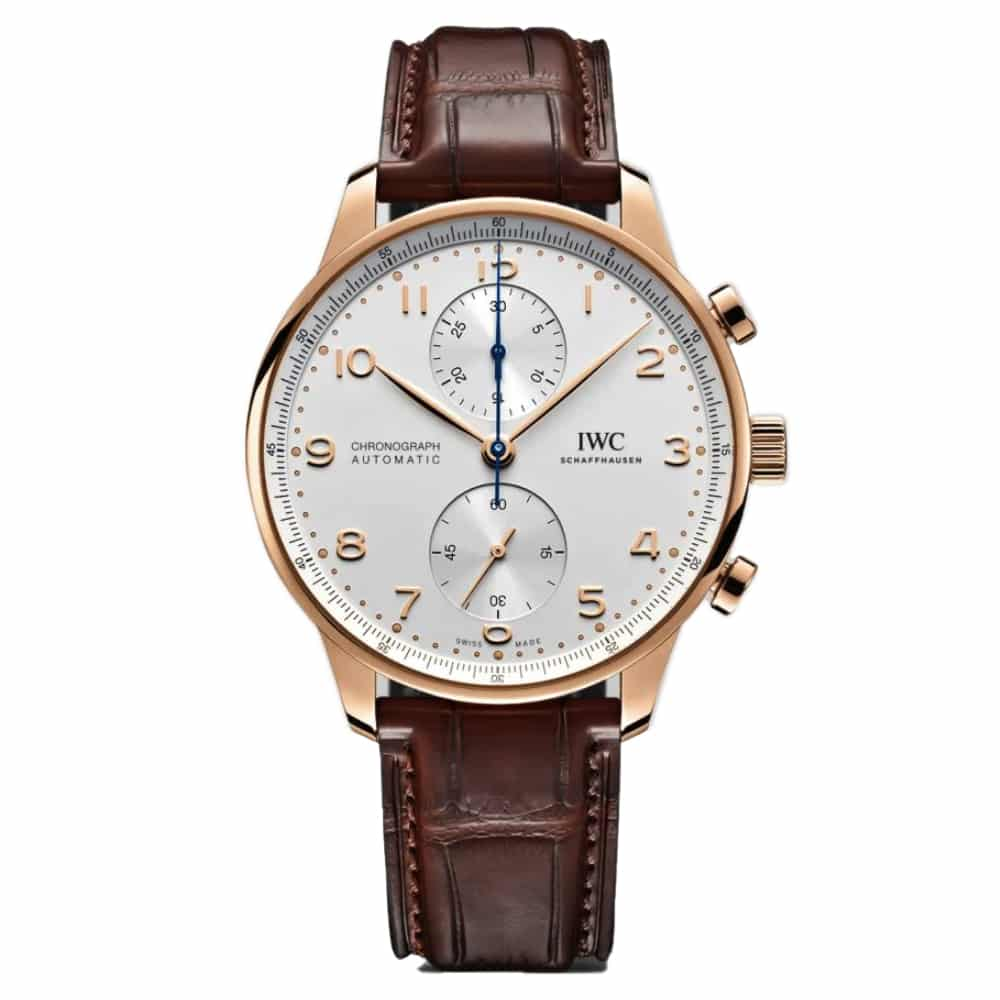 IWC-Montre-Portugieser-Chronographe-Hall-of-Time-IW371611