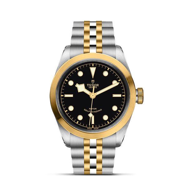 Tudor-Montre-Black-Bay-32/36/41-S&G-Hall-of-Time-Brussel-m79543-0001