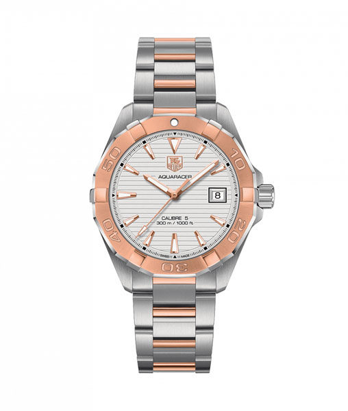 Tag-Heuer-Montre-Aquaracer-Calibre-5-40,5-mm-Hall-of-Time-WAY2150-BD0911