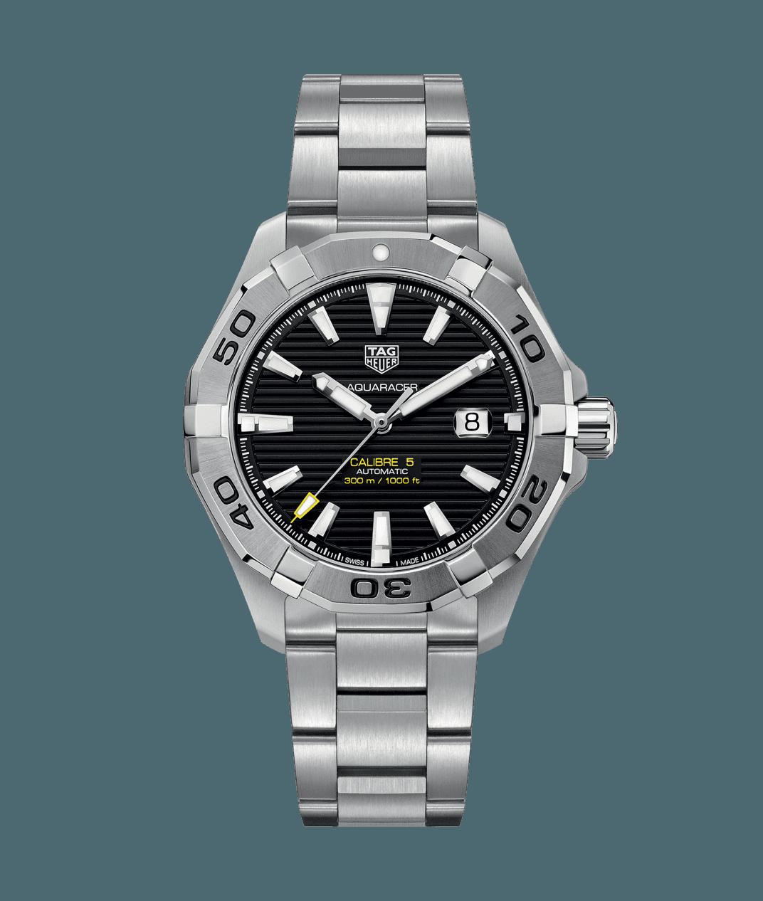 Tag-Heuer-Montre-Aquaracer-Calibre-5-43-mm-Hall-of-Time-WAY2010-BA0927