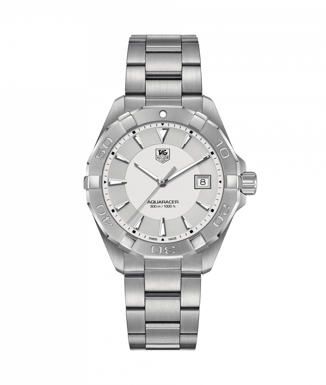 Tag-Heuer-Montre-Aquaracer-Quartz-40,5mm-Hall-of-Time-WAY1111-BA0928