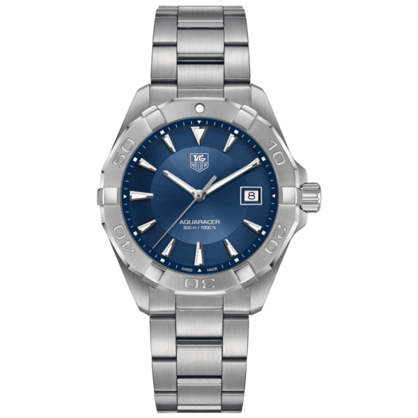 Tag-Heuer-Montre-Aquaracer-Quartz-40,5mm-Hall-of-Time-WAY1112-BA0928